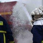 Φωτιά σε ποιμνιοστάσιο στο Αργυροπούλι