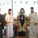 Στην Παναγία «Δεμερλιώτισσα» των Φαρσάλων ο Μητροπολίτης Τιμόθεος