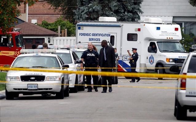 Καναδάς: Ένας ύποπτος συνελήφθη για επεισόδιο με πυροβολισμούς