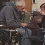Τα δάκρυα χωρισμού για ένα ζευγάρι μετά από 62 χρόνια κοινής πορείας