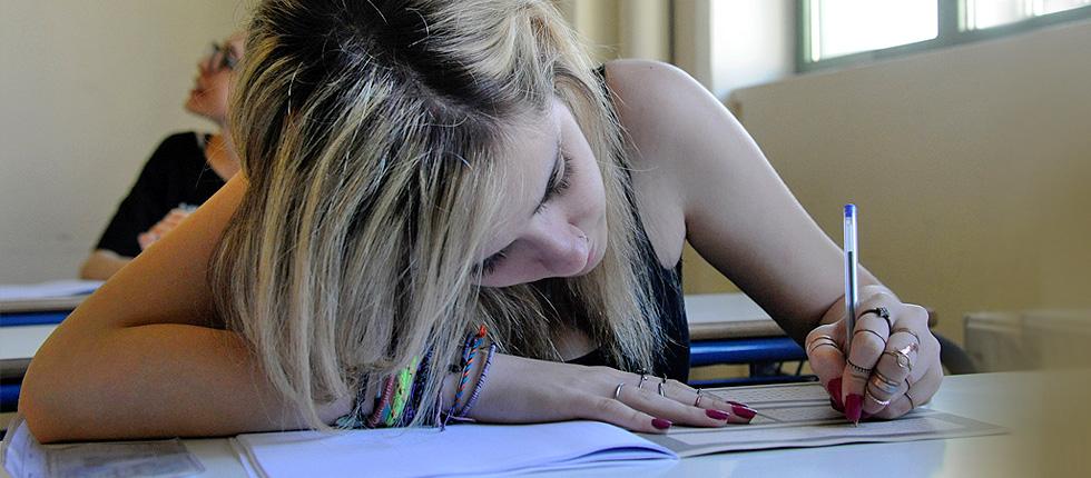 Μια ανάσα πριν τις Πανελλαδικές Εξετάσεις