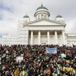 Χιλιάδες στους δρόμους κατά του ρατσισμού