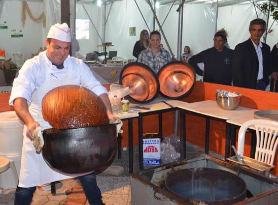 12η Γιορτή Χαλβά στα Φάρσαλα