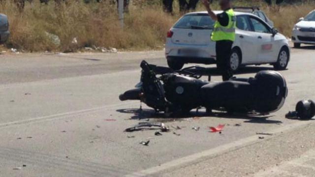 Δύο νεκροί σε τροχαία με μοτοσικλέτες