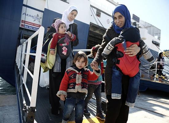 Συνεχίζουν να έρχονται οι πρόσφυγες