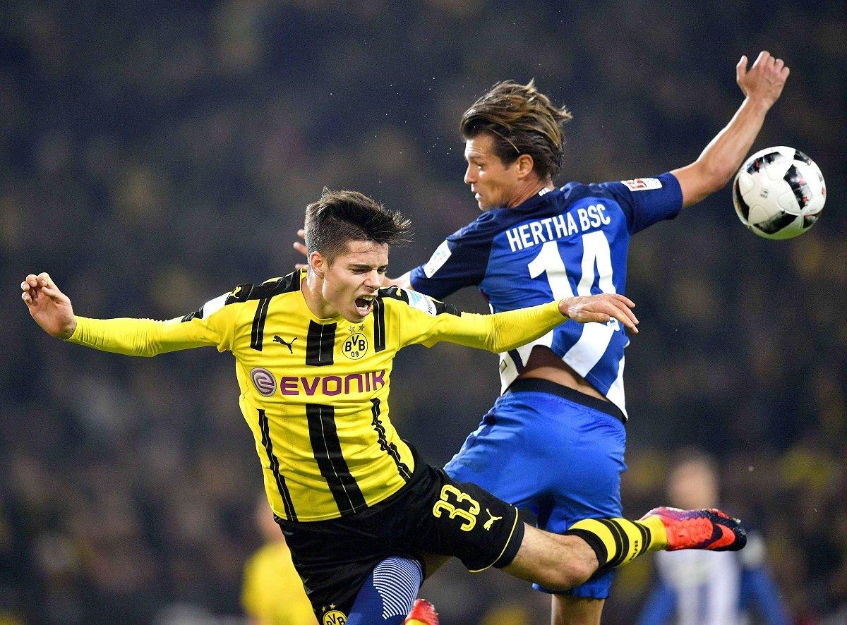 Τα αποτελέσματα στη Bundesliga