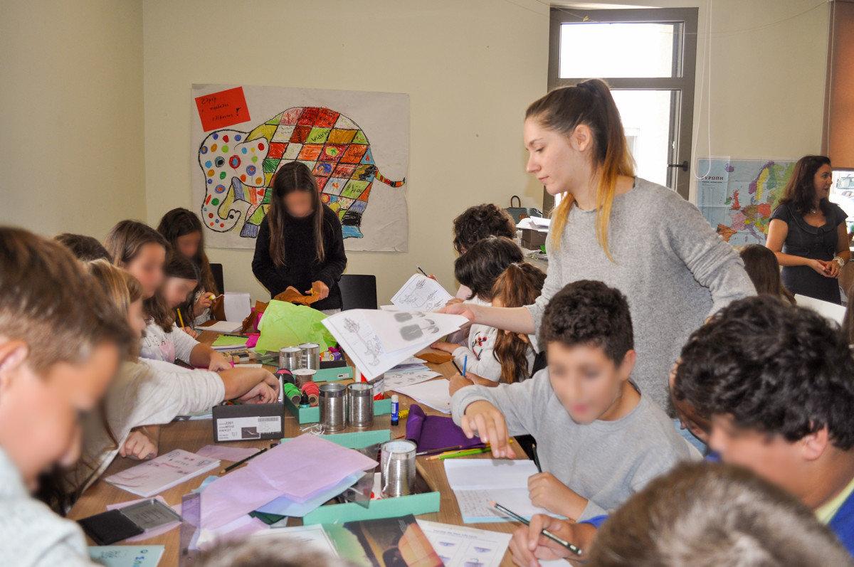 Εκπαιδευτικό πρόγραμμα στη Βιβλιοθήκη Νίκαιας