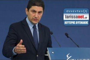 Aυγενάκης: Ανανέωση στα ψηφοδέλτια της ΝΔ