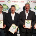 Βραβεία σε περιφερειάρχη και δημάρχους Τεμπών & Φαρσάλων