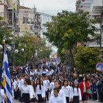 Όλη η παρέλαση της Λάρισας σε ΦΩΤΟ