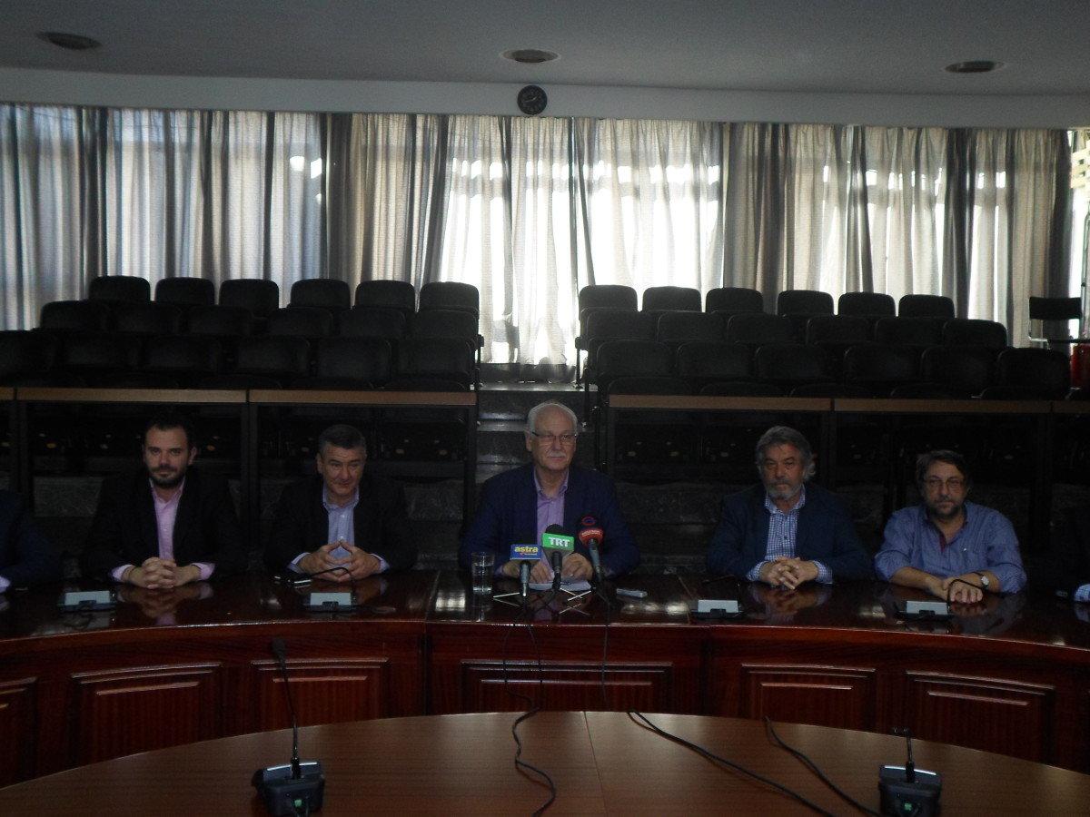 Καλογιάννης: «Εφικτός στόχος η μείωση δημοτικών τελών»