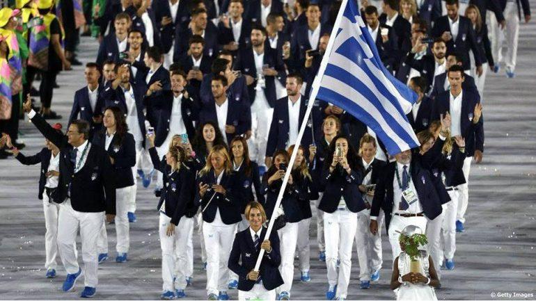 Υποδέχονται την Ολυμπιακή ομάδα