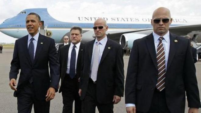 Τριακόσιοι πράκτορες προσγειώθηκαν για τον Ομπάμα