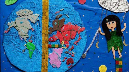 Διεθνής διάκριση για χάρτη αφής μαθητών με προβλήματα όρασης