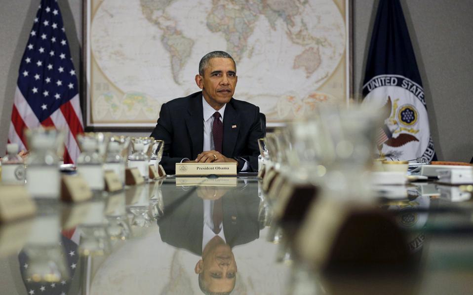 Oμπάμα: «Ο ελληνικός λαός χρειάζεται ελπίδα