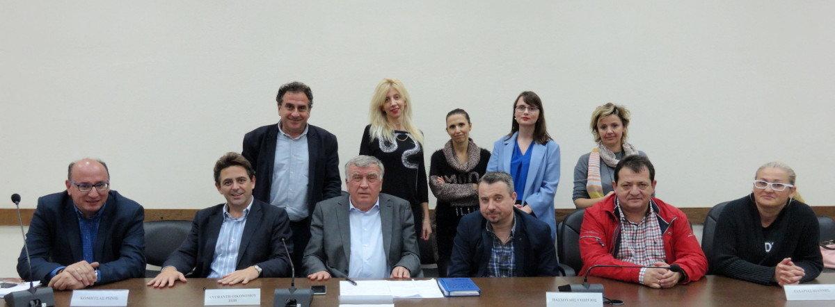 Με τους γιατρούς ο Νασιακόπουλος