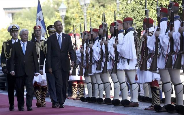 Τα διεθνή ΜΜΕ για την επίσκεψη Ομπάμα