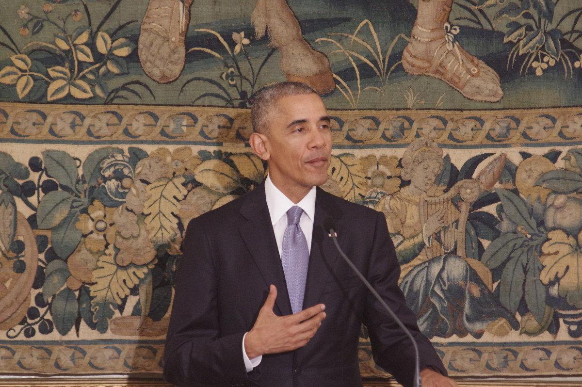 Σήμερα η ομιλία Ομπάμα στην Αθήνα