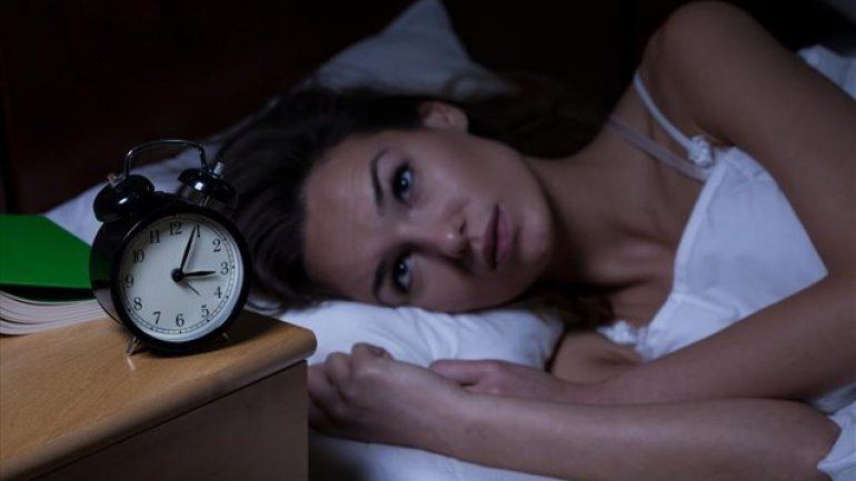 Η χρόνια αϋπνία σχετίζεται με την αυξημένη αρτηριακή πίεση