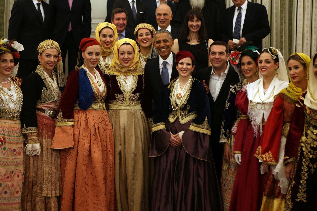 Με το Λύκειο Ελληνίδων ο Ομπάμα…