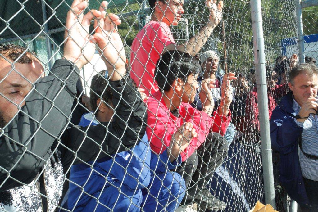 Περισσότεροι πρόσφυγες σε δομές φιλοξενίας