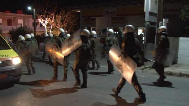 Εκρηκτική η κατάσταση στη Χίο