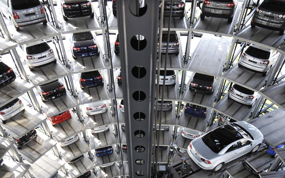 Η VW θα απολύσει 30.000 άτομα
