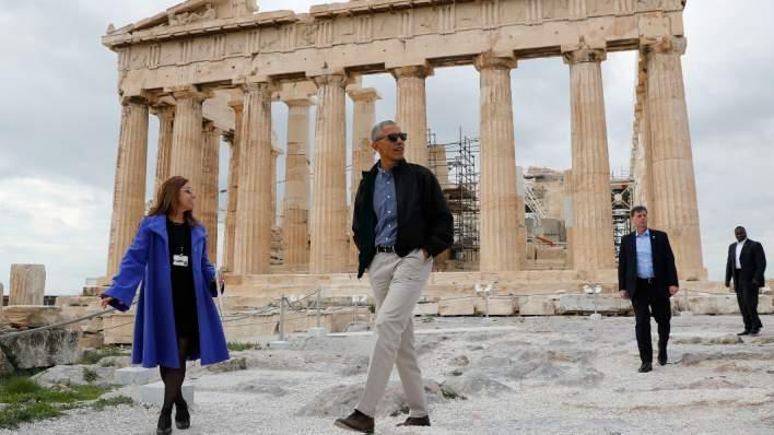 Αυτές είναι οι τρεις επιθυμίες του Ομπάμα που δεν ικανοποιήθηκαν στην Αθήνα