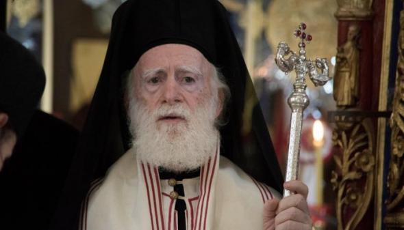 Νεότερα για την υγεία του Αρχιεπισκόπου Κρήτης