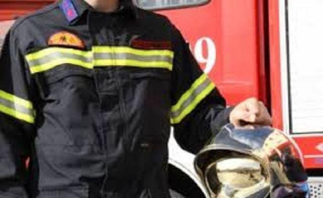 Λαμία: Θρήνος για τον 42χρονο πυροσβέστη