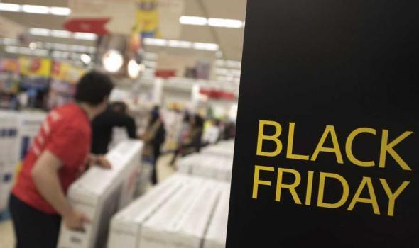 Στον… αστερισμό της «Black Friday» σήμερα η Αγορά στη Λάρισα