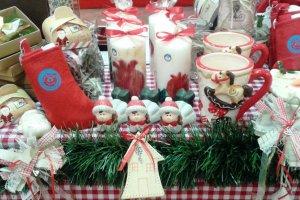 Χριστουγεννιάτικο Bazaar φιλανθρωπικού χαρακτήρα