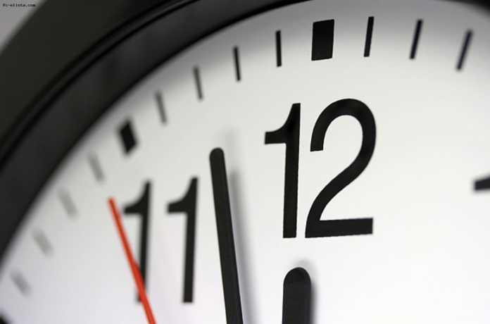 To 2017 θα αργήσει ένα δευτερόλεπτο…