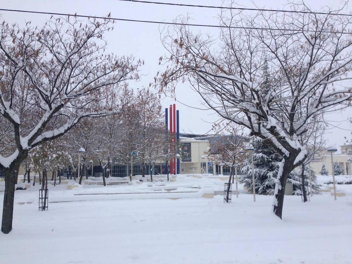 Χιόνι, παντού…