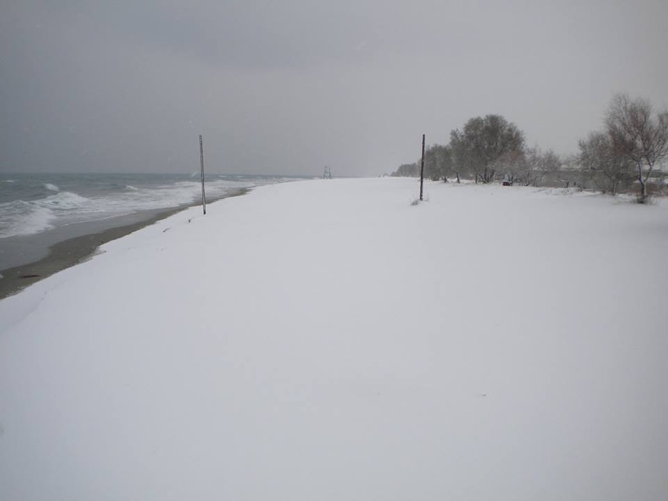 χιόνι Μεσάγκαλα