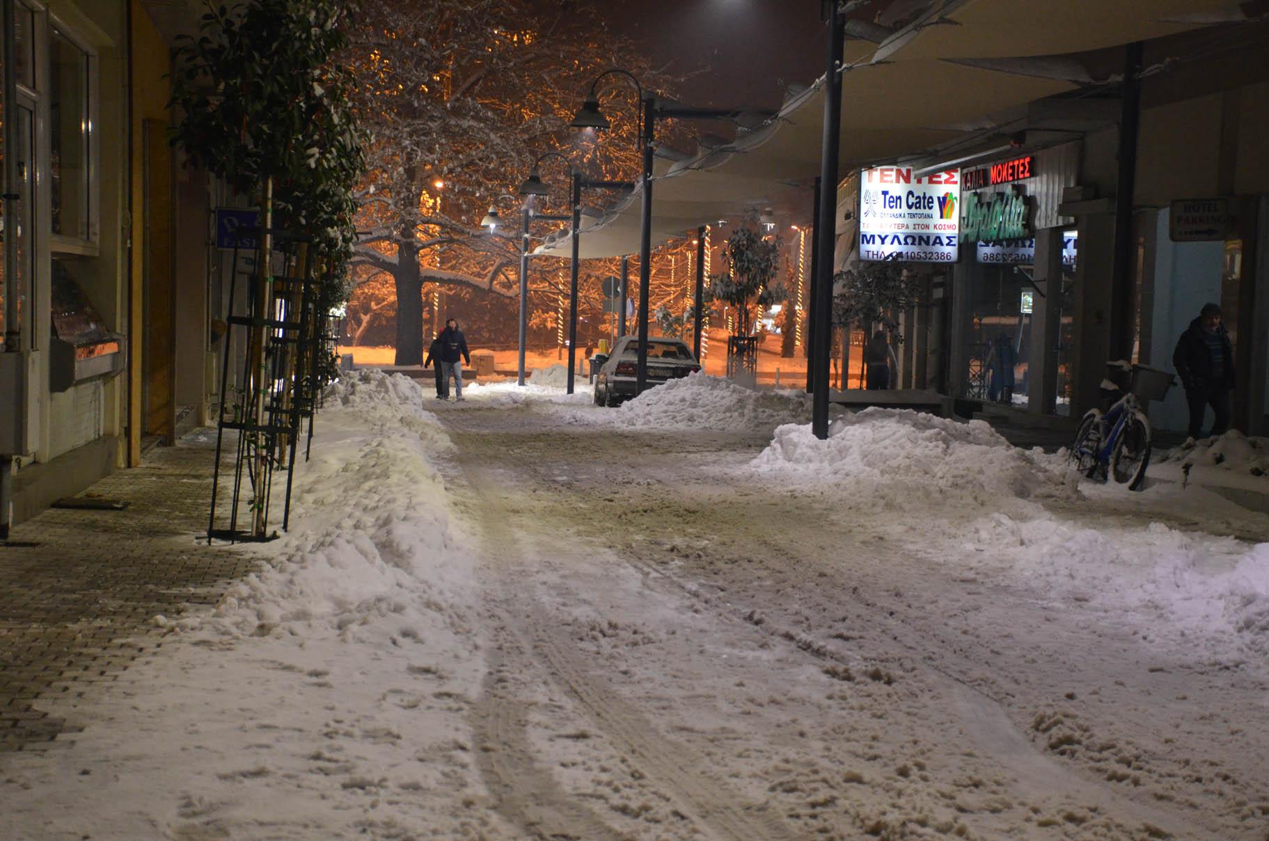 Λαρισα χιονι (2)