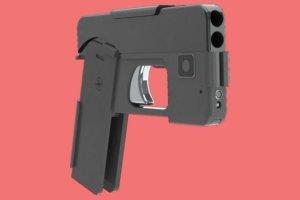 Πιστόλι iPhone «γκρεμίζει» τα μέτρα ασφαλείας
