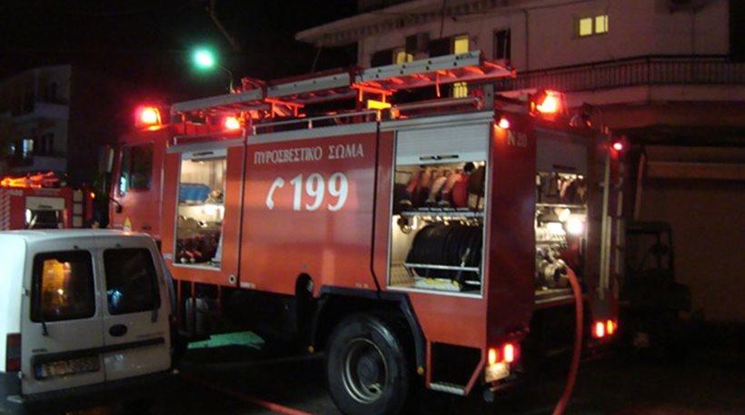 80χρονος εντοπίστηκε νεκρός κατά την κατάσβεση πυρκαγιάς σε διαμέρισμα