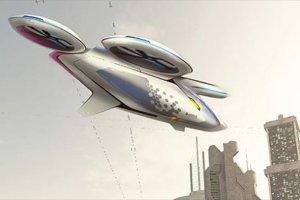 Ιπτάμενο αυτοκίνητο στα σχέδια της Airbus