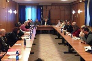 Σύσκεψη Κόκκαλη με τον Πανελλήνιο Σύνδεσμο Αγροτικών Θεμάτων
