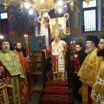 Εόρτασαν τον Άγιο Αντώνιο στη χιονισμένη Όσσα (ΦΩΤΟ)