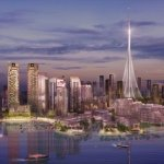 Δύο Έλληνες θεμελιώνουν τον ψηλότερο πύργο του κόσμου