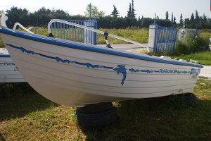 Μέσα στον χιονιά έκλεψαν… βάρκα από χωριό