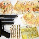 Σύλληψη 2 ατόμων με όπλα στη Λάρισα