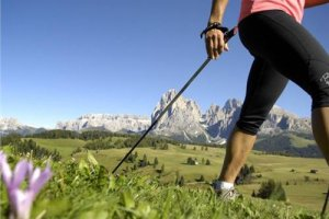 Περπάτημα με μπαστούνια στη φύση της Ελασσόνας