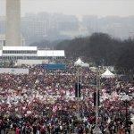 Γυναίκες από όλο τον κόσμο διαδήλωσαν κατά του Τραμπ