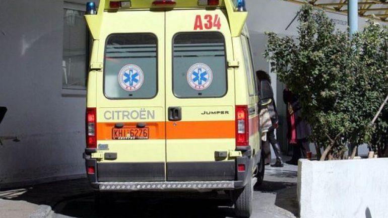 Τραγωδία το πρωί του Σαββάτου στα Τρίκαλα: Ένας 69χρονος νεκρός και ένας 19χρονος τραυματίας σε τροχαίο