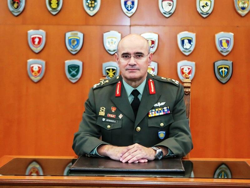 Η κίνηση του Στρατηγού Ζερβάκη που θα συζητηθεί