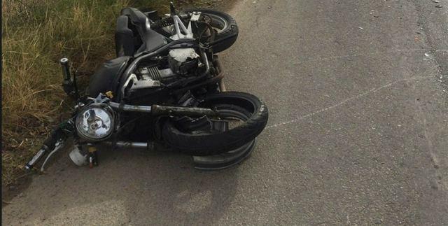 Ηράκλειο: Στο Νοσοκομείο ζευγάρι μετά από τροχαίο με μοτοσικλέτα