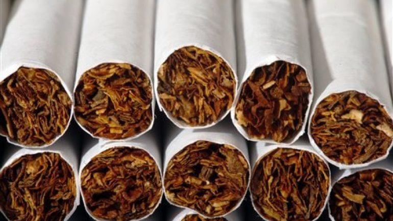 Είχε 11 πακέτα με λαθραία τσιγάρα